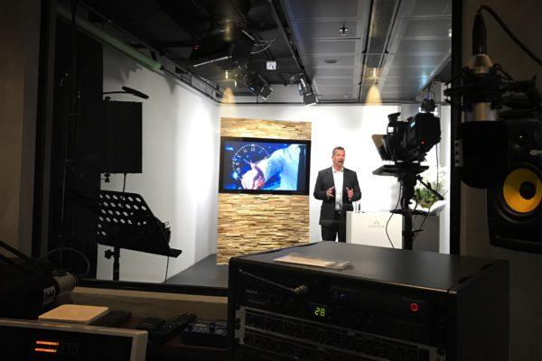 SHH Productions opnamestudio video 3