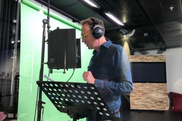 Voice over studio | SHH Productions
