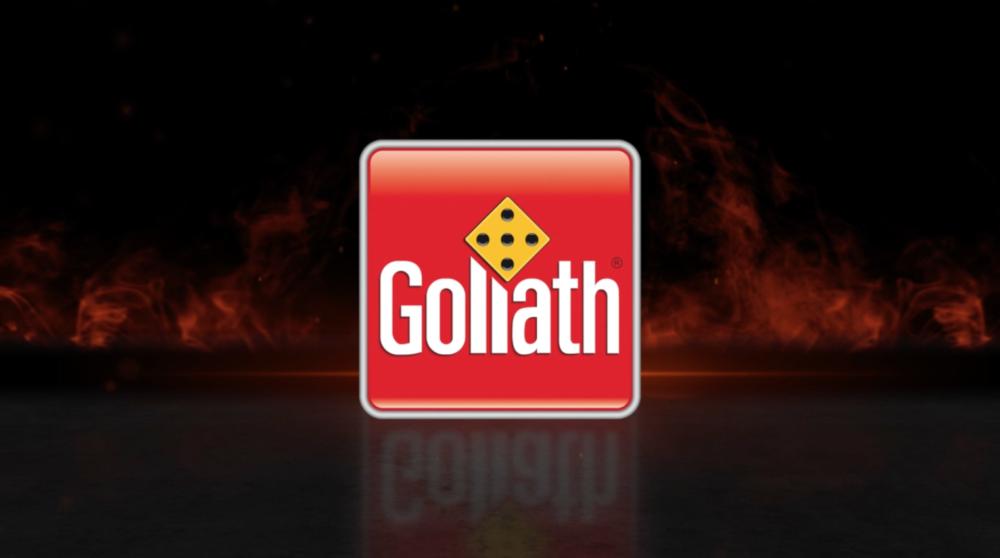 How to video's en trailer voor Goliath