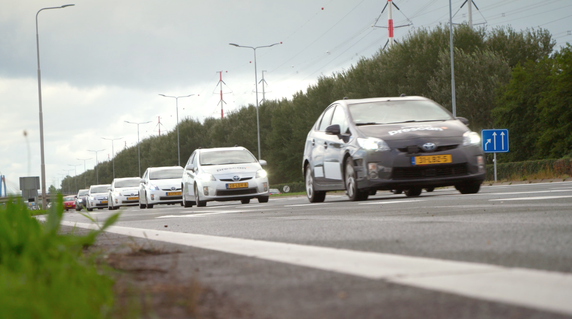 Project video voor provincie Noord-Holland