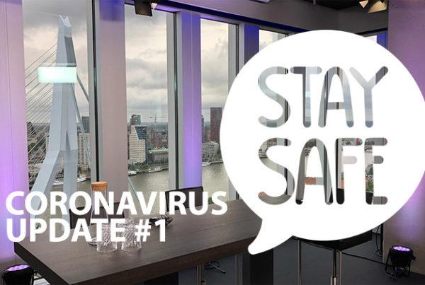SHH Productions coronavirus update 1